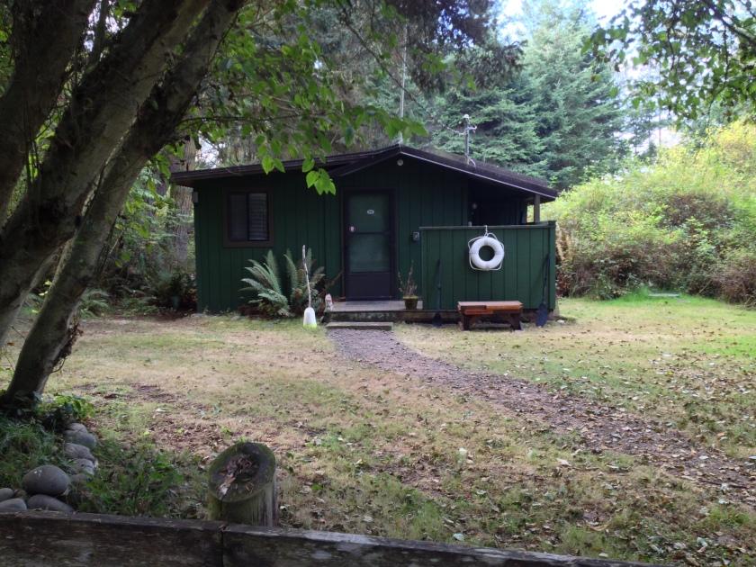 Caretaker cabin