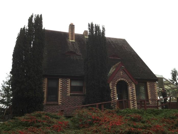 The Dawley House
