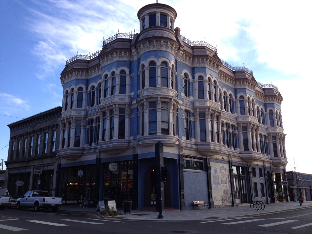 Building in Port Townsend