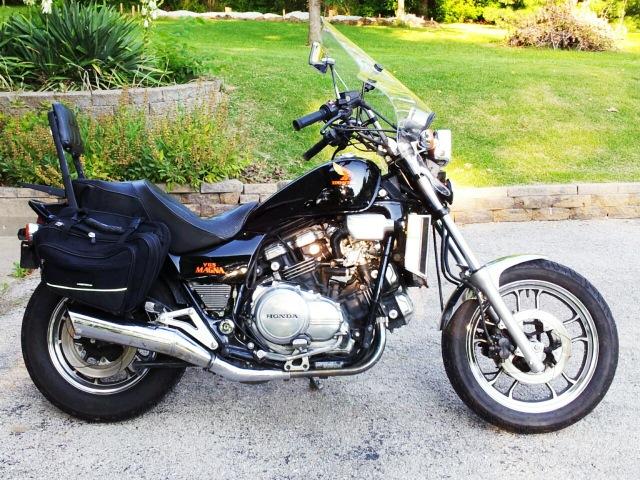 My New Toy - 1986 Honda V65 VF1100C