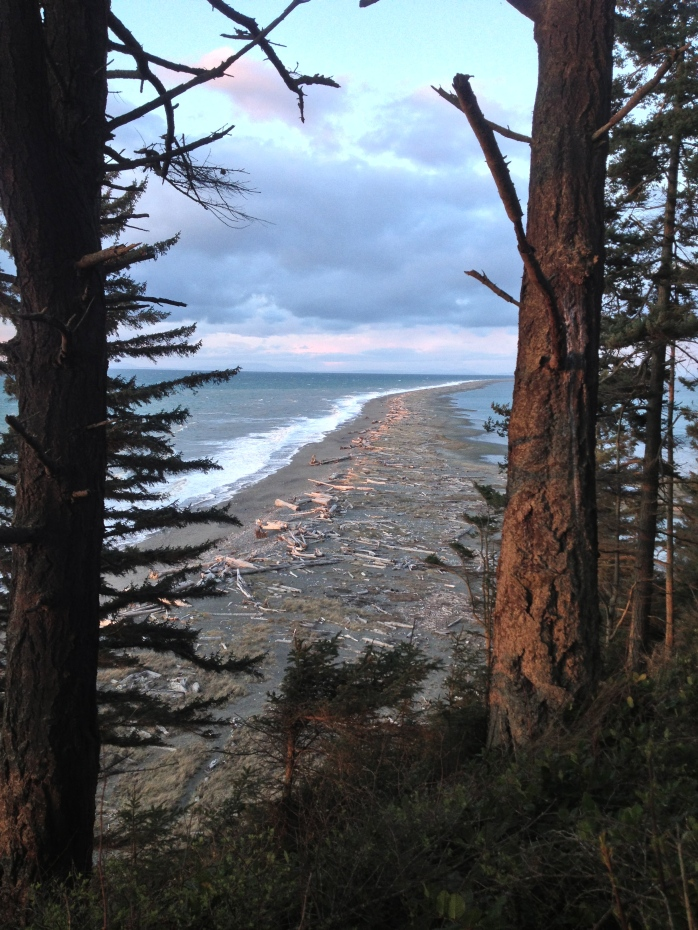 The Spit - Dungeness National Wildlife Refuge, Sequim, WA