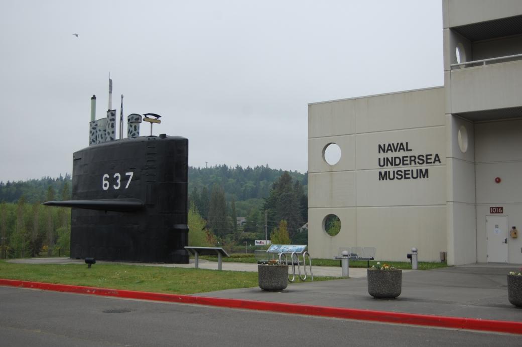 Naval Undersea Museum - Keyport, WA