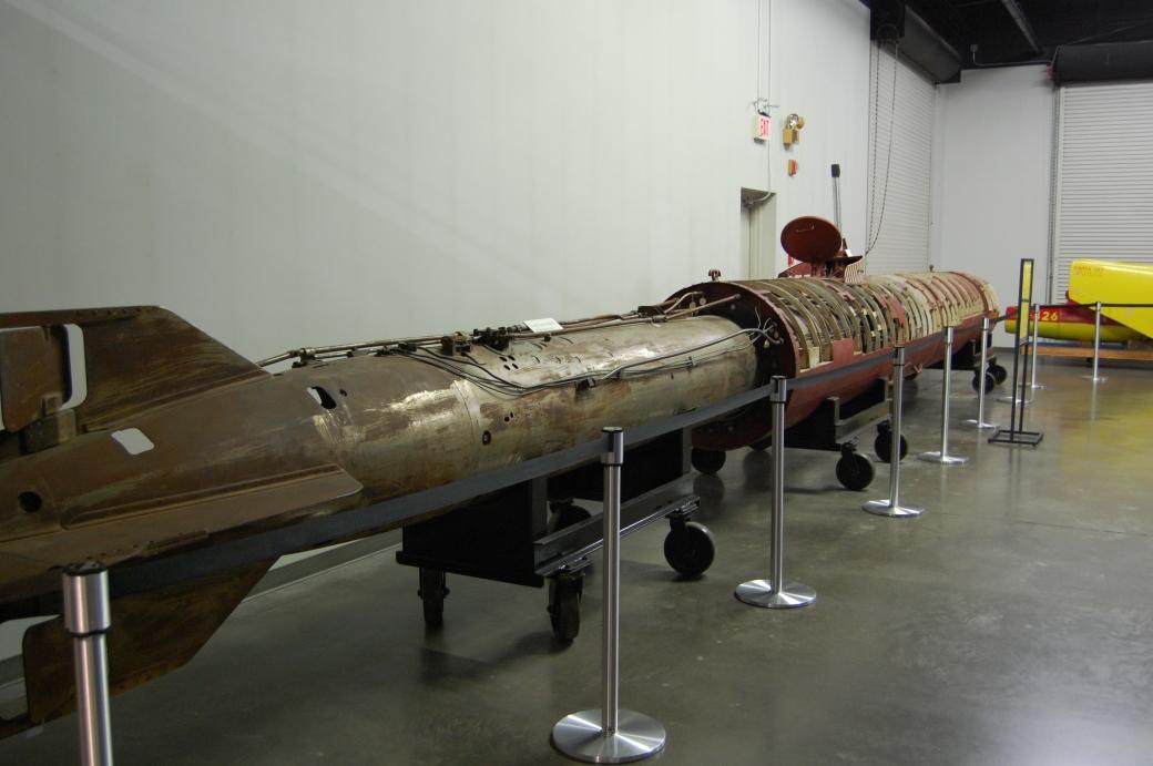 Japanese Manned Torpedo - Naval Undersea Museum - Keyport, WA