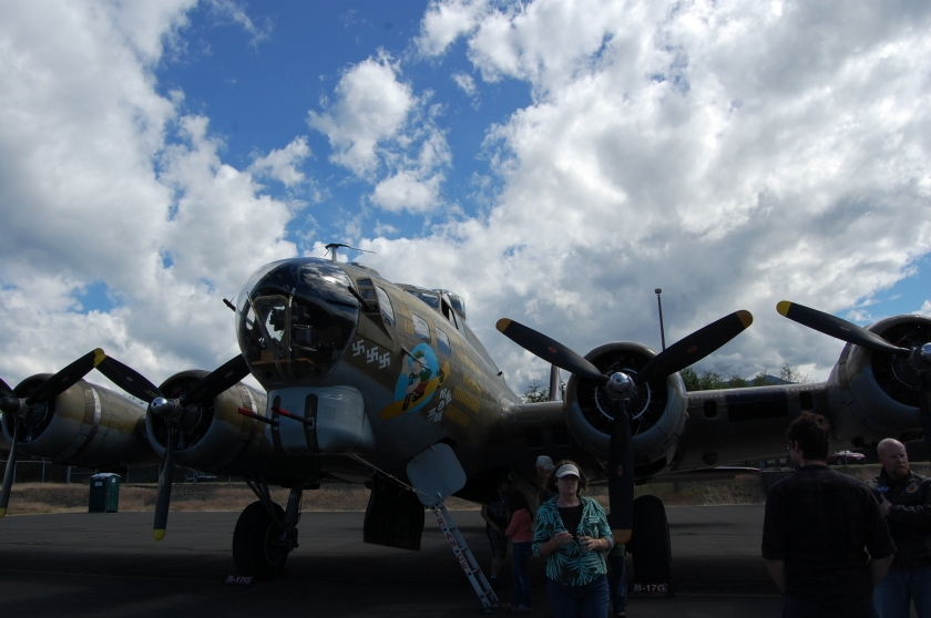 B-17 Flying Fortress