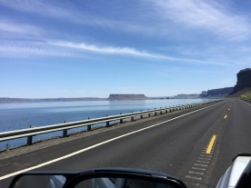 On the Way to Grand Coulee Dam