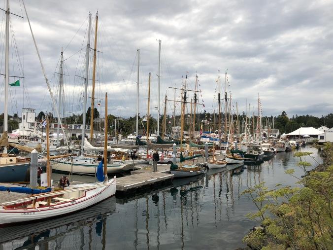 2018 Wooden Boat Festival - Port Townsend, WA